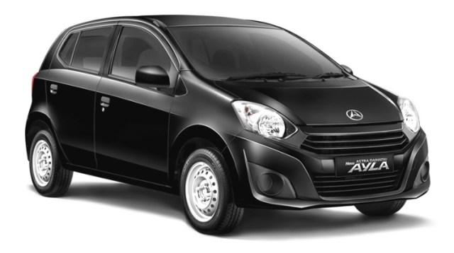 New Astra Daihatsu Ayla 2017 - 1.0 D MT