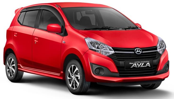 New Astra Daihatsu Ayla 2017 - 1.2 X