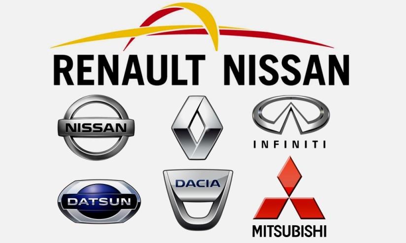 Aliansi Renault Nissan terbesar kedua