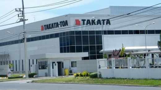 Takata Bangkrut