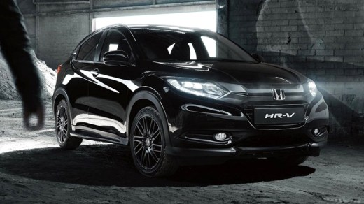 Honda HR-V Black Limited Edition