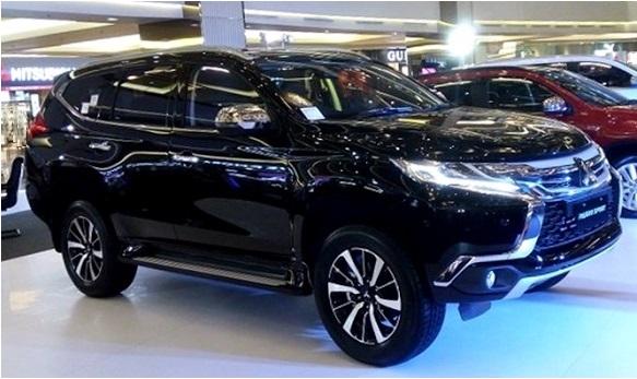Mitsubishi Pajero Sport CKD Indonesia
