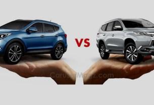 Cara membandingkan Mobil