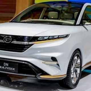 Daihatsu DN Multisix - Avanza Generasi Baru