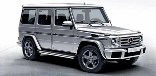 Mercedes-Benz G-Class - Indonesia