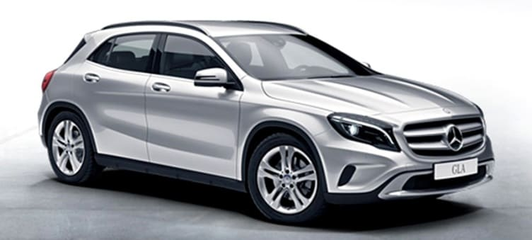 Mercedes-Benz GLA - Indonesia