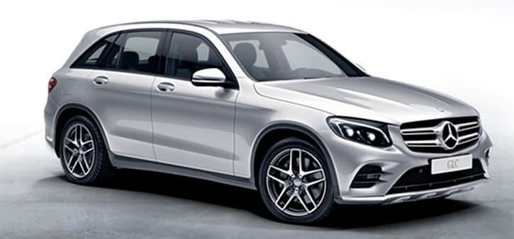 Mercedes-Benz GLC - Indonesia