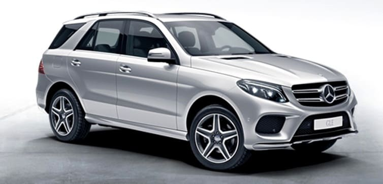 Mercedes-Benz GLE - Indonesia