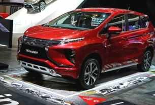 Mitsubishi Xpander mobil pavorit pilihan pengunjung giias 2017
