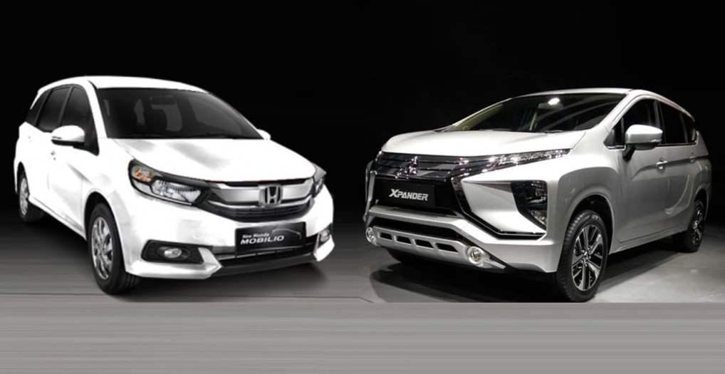 Xpander vs Mobilio - Indonesia