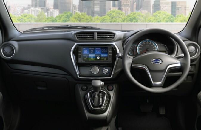 Nuansa CR-V Turbo pada Datsun Cross