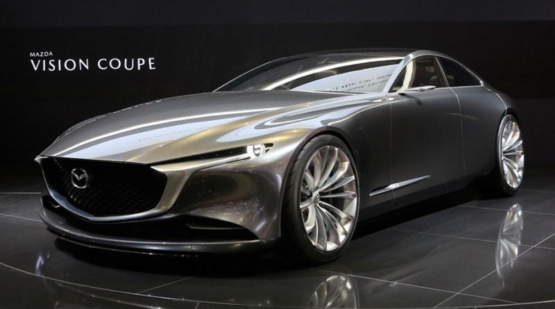 Mazda Vision Concept - Geneva 2018