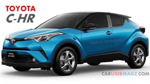 Kelebihan Kekurangan Toyota C-HR Indonesia