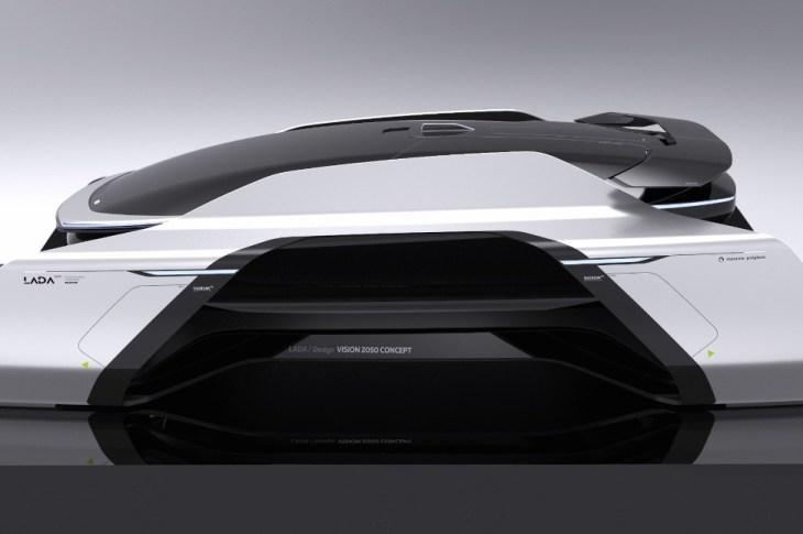 Lada 2050 - Vision of Future Mobility - 1