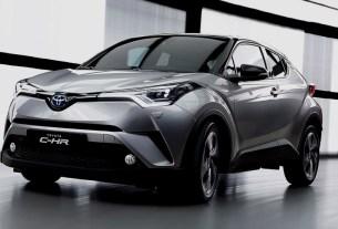 Toyota C-HR Indonesia Eksterior
