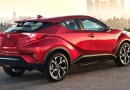 Toyota C-HR Indonesia diluncurkan 10 April 2018