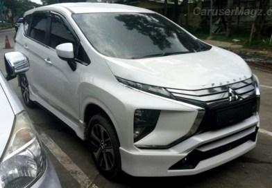 Mitsubishi Xpander MPV Terlaris Indonesia 2018