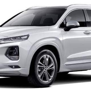 Hyundai Santa Fe Inspiration Special Edition