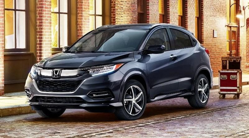 Honda HR-V 2019 Facelift Amerika
