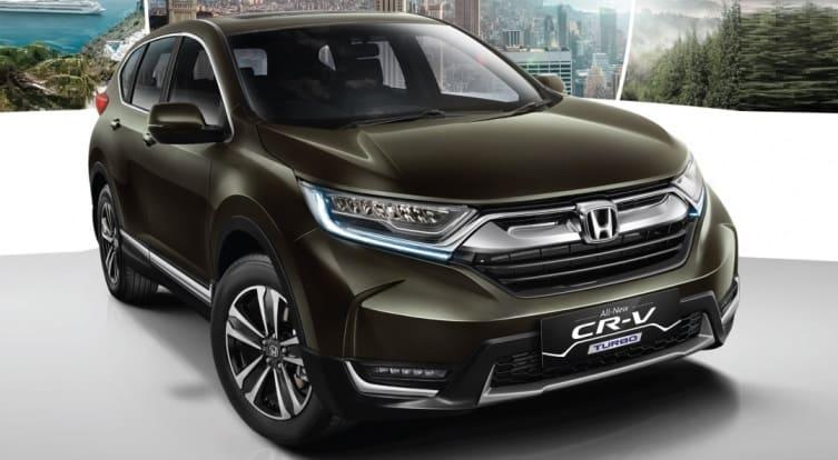 Honda CR-V Turbo Bermasalah