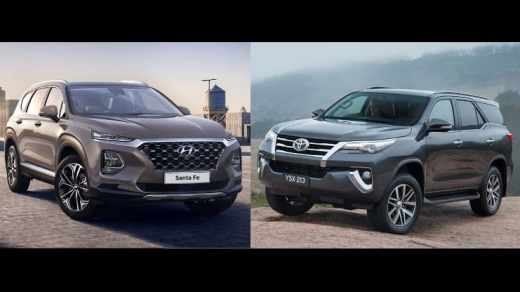 Beda SUV vs Crossover