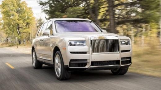 Rolls Royce Cullinan - SUV Termewah meluncur seperti karpet terbang