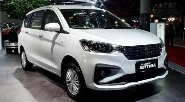 Suzuki All New Ertiga Raih Penghargaan - Pendatang Baru Terbaik 2018