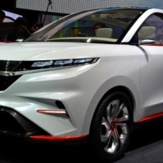 Toyota Avanza 2019 - Daihatsu DN-Multisix Concept