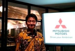 Naoya Nakamura - Presiden Direktur PT MMKSI