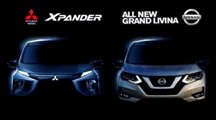 Nissan Grand Livina 2019 Kembaran Mitsubishi Xpander