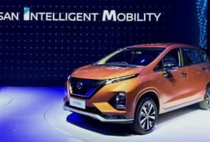 Nissan Livina 2019 Generasi Baru Diluncurkan