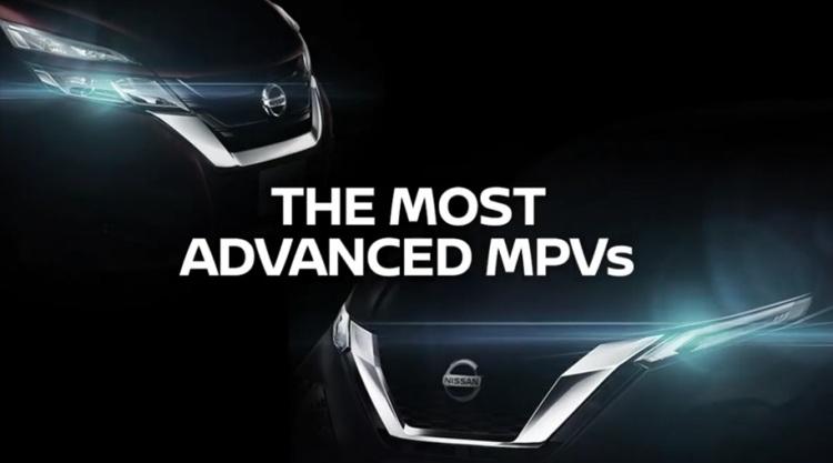 Nissan Livina dan Serena Generasi Baru Diluncurkan 19 Feb 19
