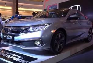 Perubahan Honda Civic Turbo 2019 Facelift