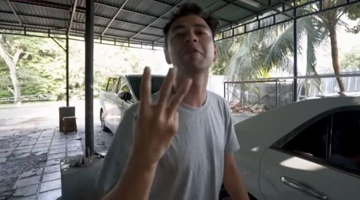 Raffi Ahmad Borong 3 Mobil Mewah di 2019
