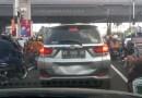 Mobilio Pantat Penyok - Tanggapan Honda