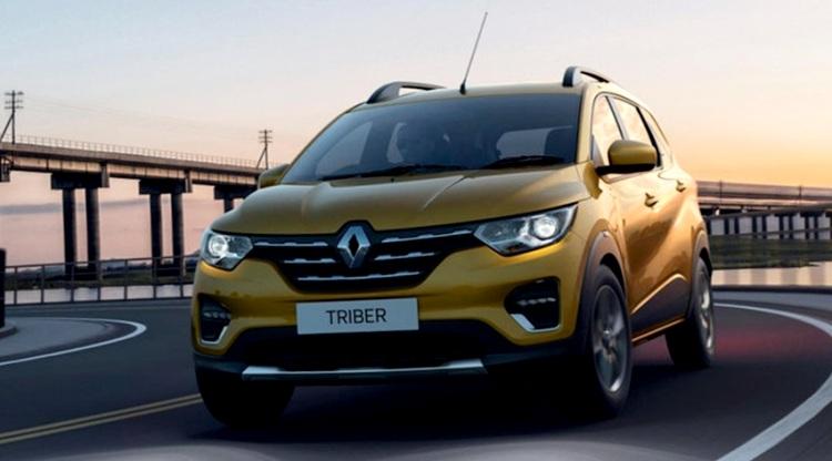 Renault Triber Diluncurkan