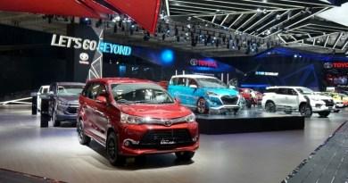 Toyota sulit dikalahkan di Indonesia