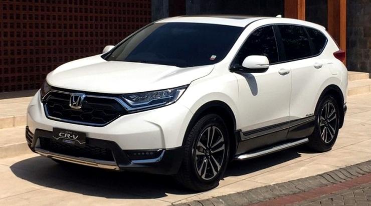 Honda CR-V tetap lebih Layak Mahal