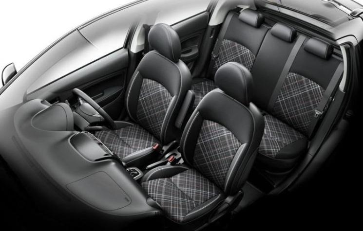 Mitsubishi Mirage 2020 Facelift - Interior Cabin