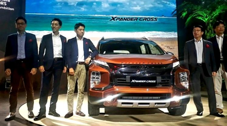 Mitsubishi Xpander Cross Resmi Diluncurkan