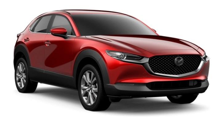 Compact SUV Premium - Mazda CX-30