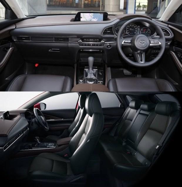 Mazda CX-30 Indonesia - Interior