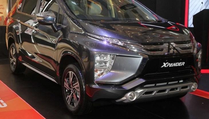 Mitsubishi Xpander Facelift 2020