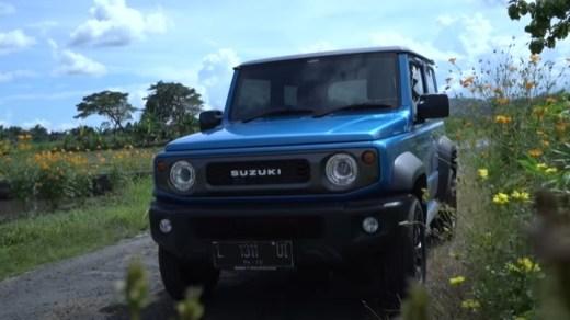 Kelebihan Kekurangan Suzuki Jimny menurut Ridwan Hanif