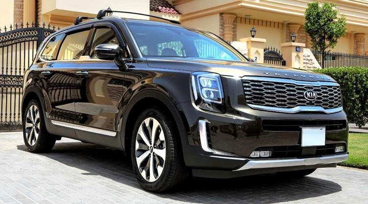 Kia Telluride - 2020 World Car of the Year
