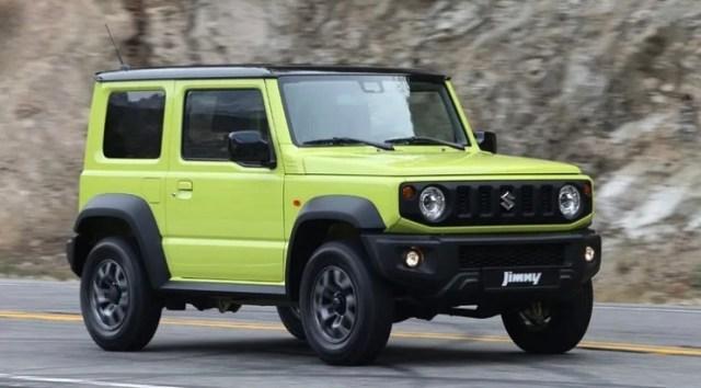 Suzuki Jimny - Mobil Impian Pecinta Off Road