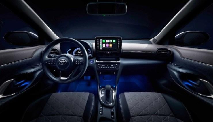 Toyota Yaris Cross Interior Dashboard