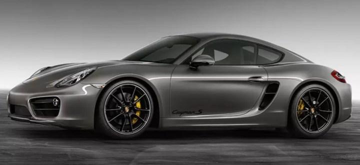 Supercar Syahrini - Porsche Cayman