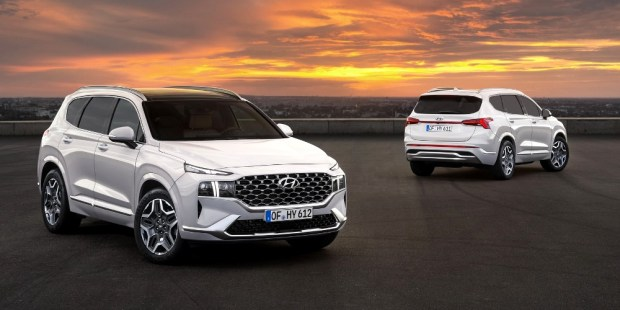 Hyundai Santa Fe Facelift 2021 - Apa saja Perubahan-nya