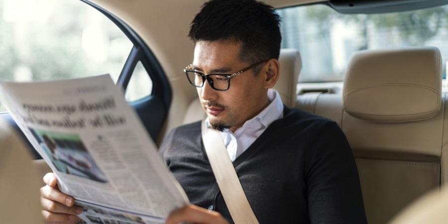 Mamfaat membaca berita otomotif